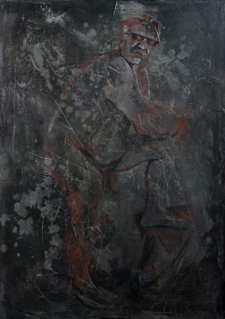 Der Mann aus dem Nordkiez by cornelia es said 2018