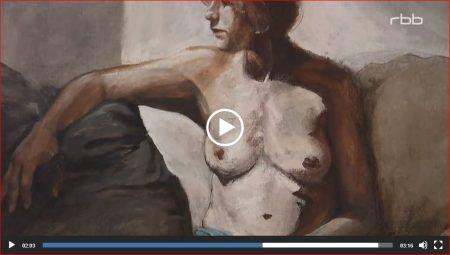 RBB-Beitrag über die BLO-Ateliers feat. cornelia es said & Marcel Caspers